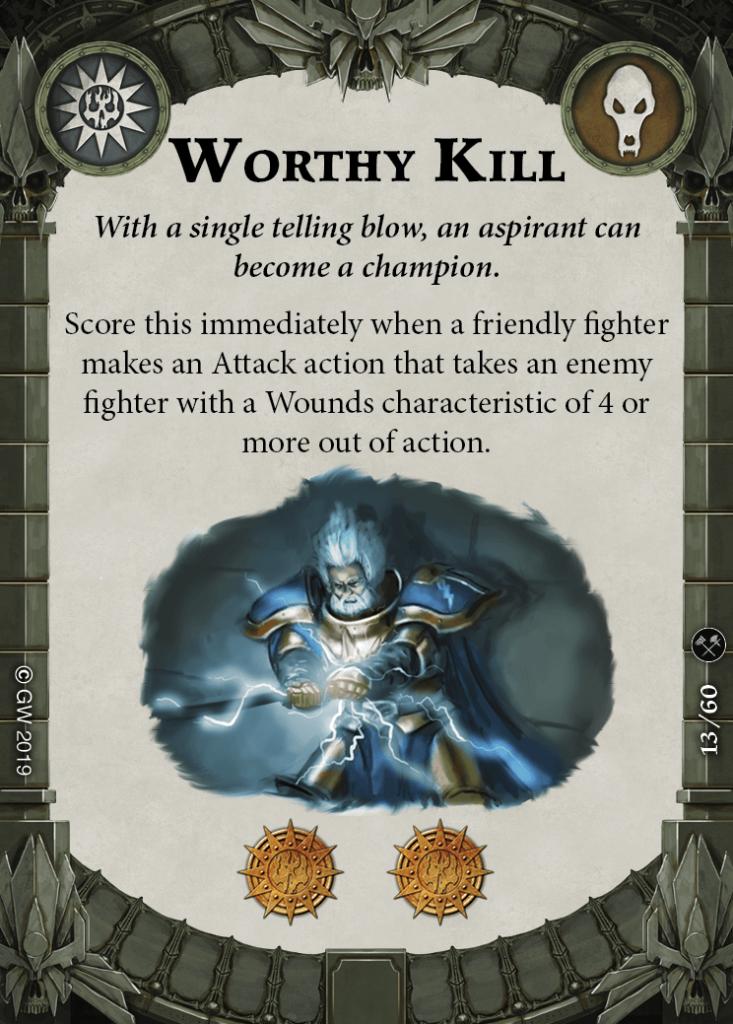 worthy kill